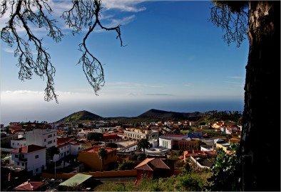 La Palma Los Canarios in der Ferne El Hierro Ralf Köhler
