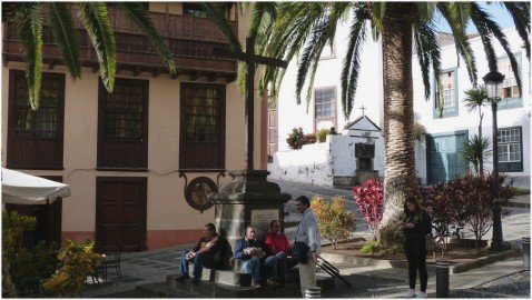La Palma Santa Cruz de La Palma Cruz del Tercero