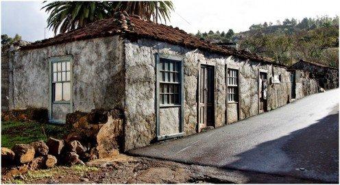 La Palma Wandern  Alte Finca