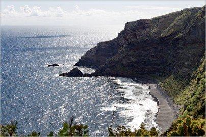 La Palma Wandern Nordostküste