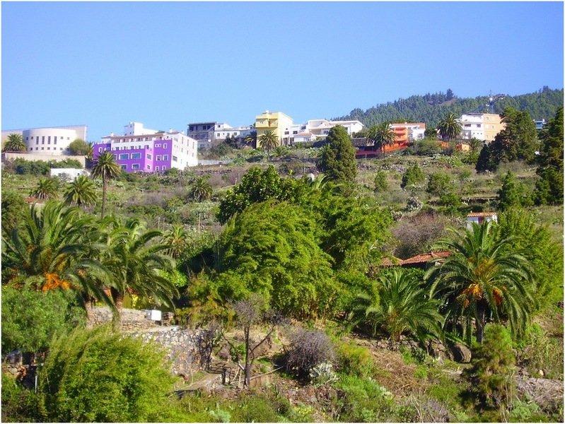 TIJARAFE, Ansicht von Westen