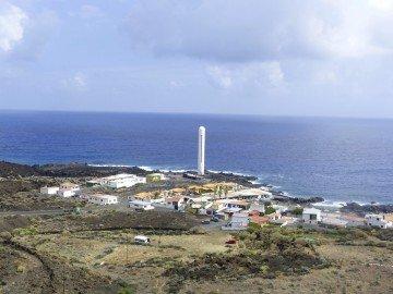 Sicht vom Wanderweg PR LP 16.1auf Salemera