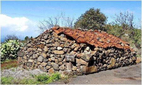 La Palma-Wanderung-Auf einer Rundwanderung in Puntagorda