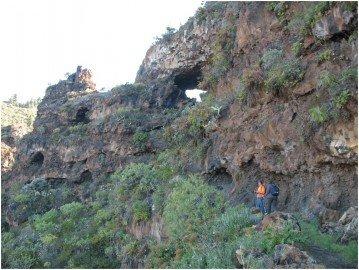 La Palma Wandern Tijarafe