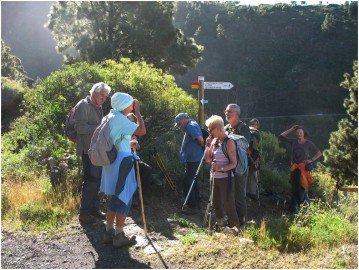 Tijarafe La Palma Wandern