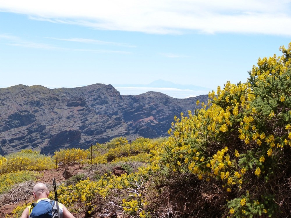 La Palma Wandern,Roque de Los Muchachos