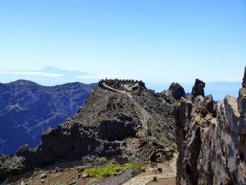 La Palma Wanderungen Espigon de Los Muchachos