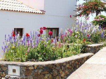 La Palma ,Tijarfe,Wandern,Bauergarten,