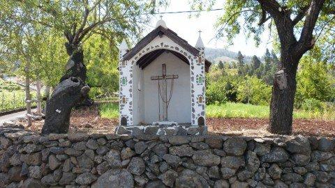 La Palma,Wandern,Tijarafe,Cruz de Llano,