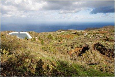 La Palma Wandern Landschaft bei Puntagorda