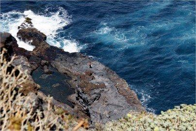La Palma Wanderungen-Die Lomada Grande