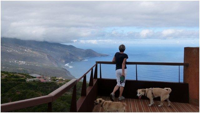 La Palma Wandern_Ausblick vom Mirador de la Montaña Molina