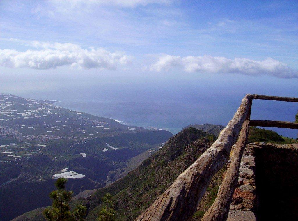 La Palma Wandern,Torre del Time,Aussichtsplatz,La Palma,