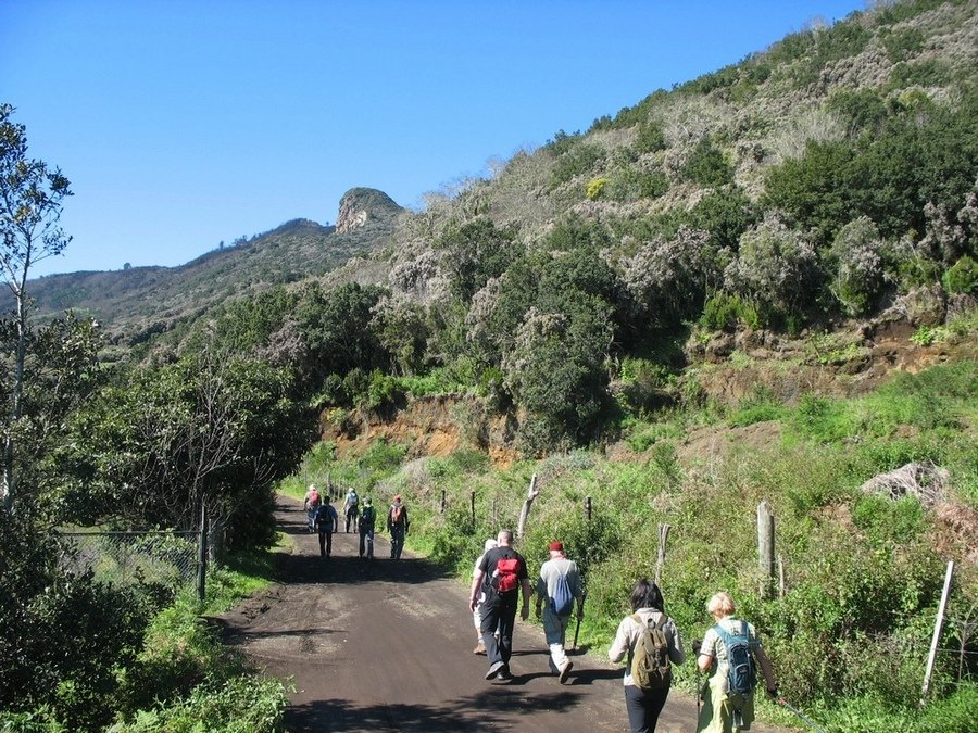 La Palma Wanderweg SL LP 123