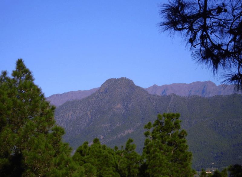 La Palma Wandern, der Pico Bejenado