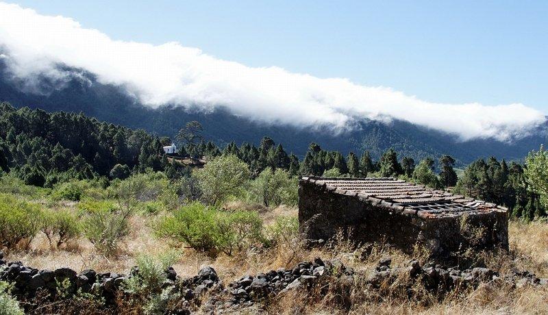 La Palma Wandertipps,Ermita im Hindergrund,Startplatz,Wanderung