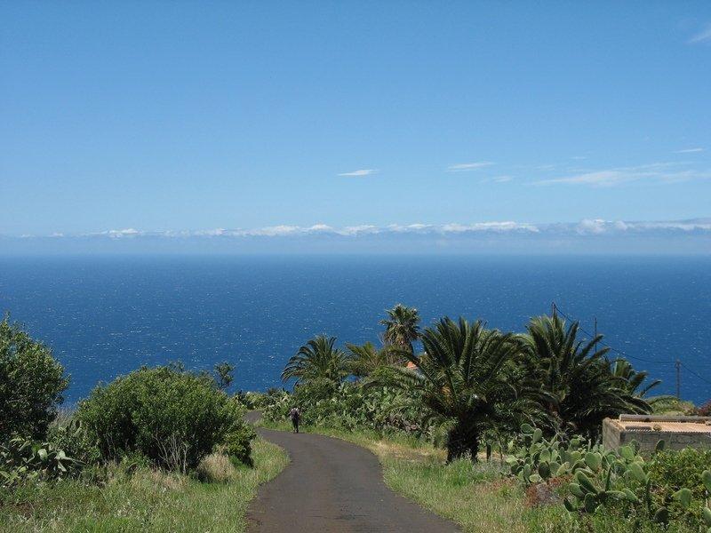 La Palma beste Reisezeit, bei Cueva del Agua