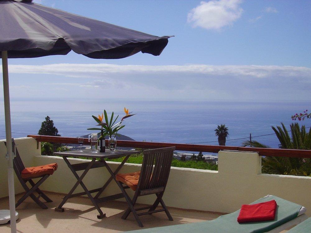 La Palma Ferienwohnung schöne Ausblicke