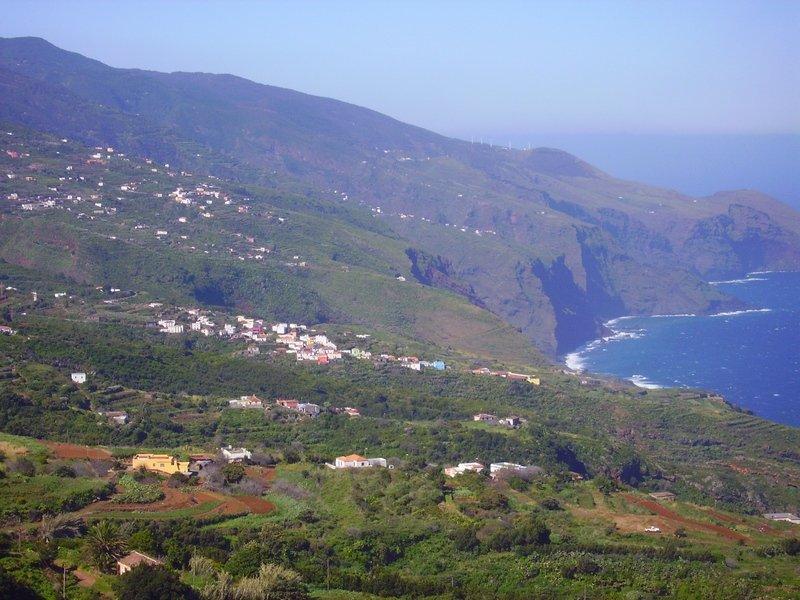 La-Palma-Wanderungen-Barlovento-Ausblick-auf-die-Steilküste