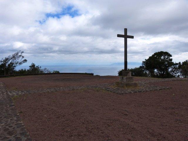 La Palma Wanderungen, Mazo, Las Toscas, Ausblick
