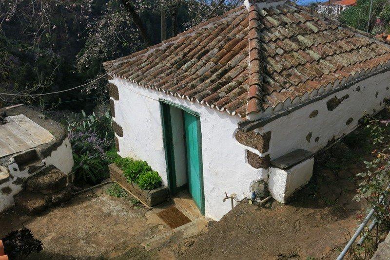 La Palma Wanderungen, El Castillo, Finca,