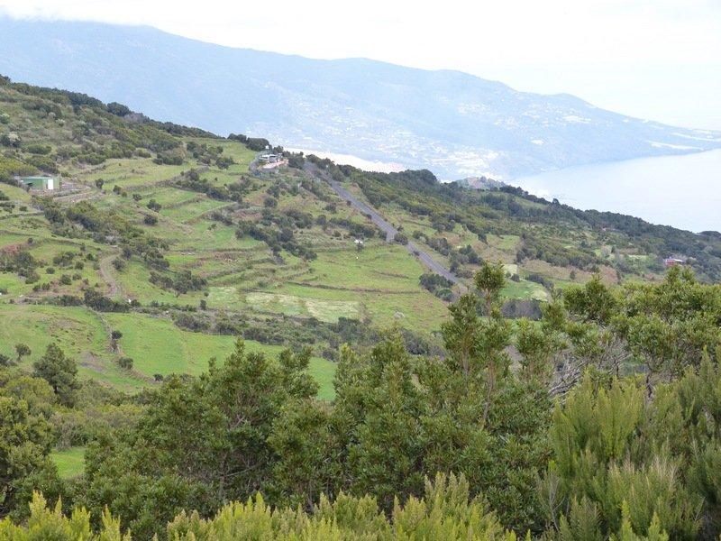 La Palma Wanderungen, Mazo, Viehweiden,