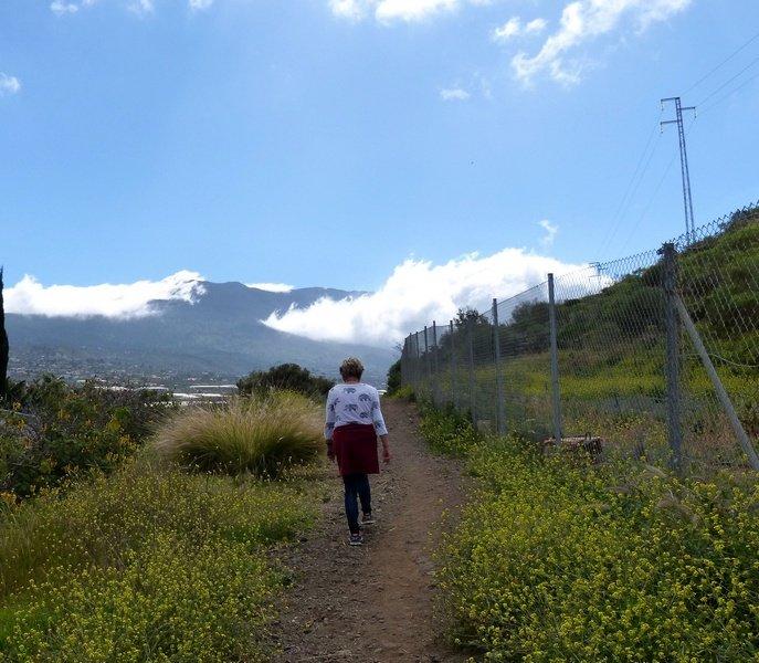La Palma Wanderungen_keine Spazierwanderung bei La Rosa
