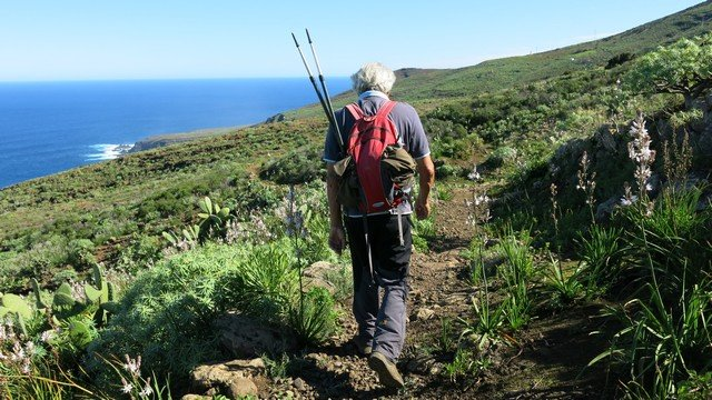 La Palma Wanderungen_Santo Domingo - Don Pedro1