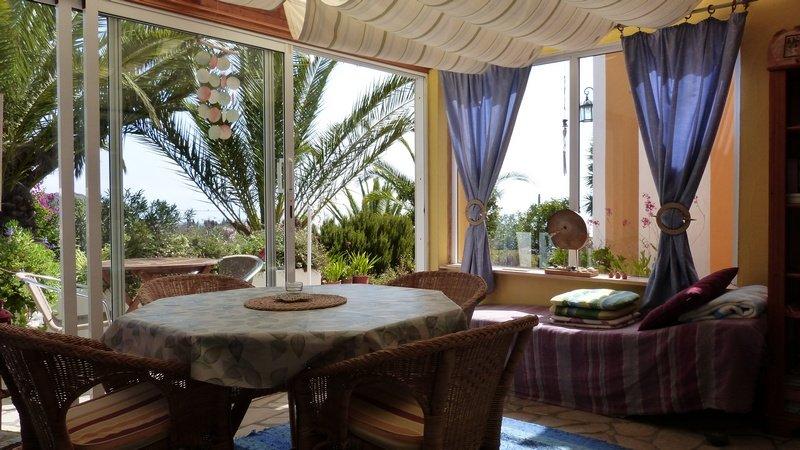 Ferienwohnung Wintergarten_La Palma
