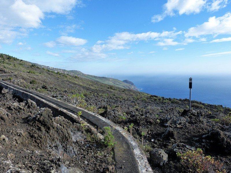 La Palma Wandern_Blick nach Montes de Luna