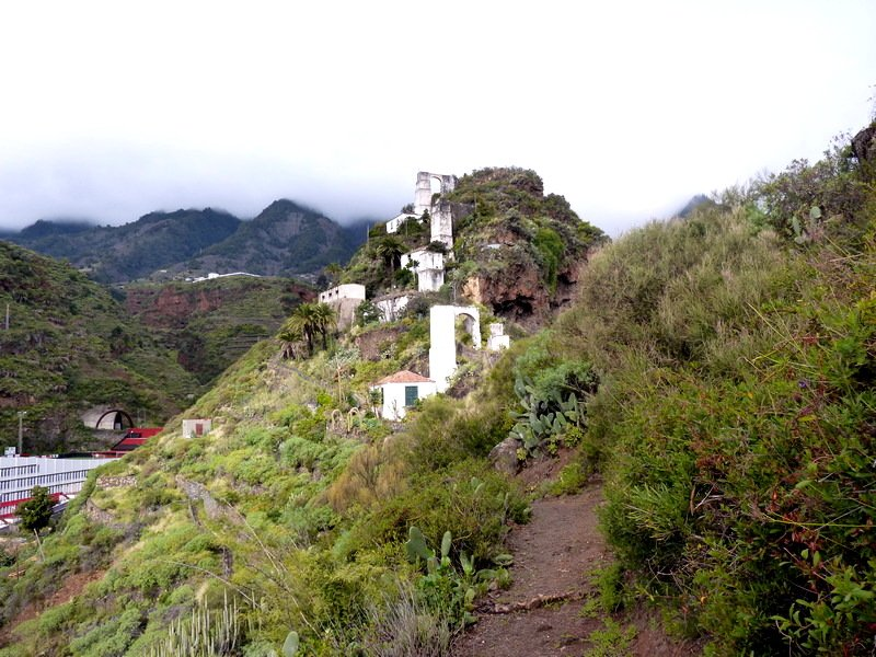 La Palma Wandern_Wassermühlen von Bellido
