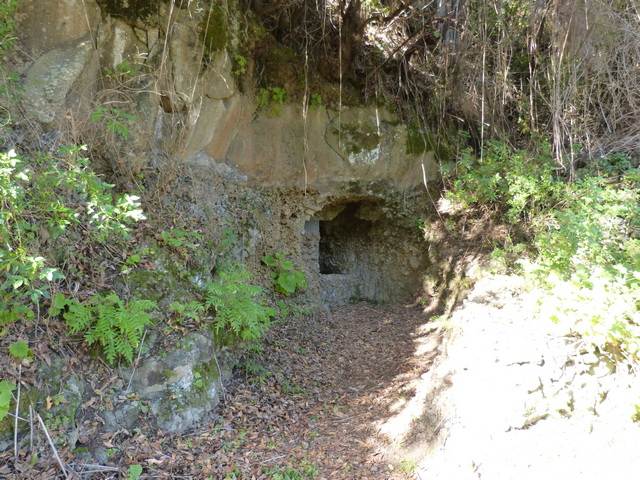 La Palma Wandern, bei der Corcho Quelle